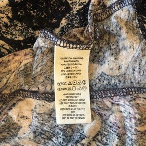 Free People Tops - Free People | Annabelle Open Back Mock Neck Tunic